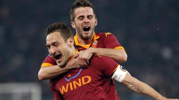 Totti Juventus Goal