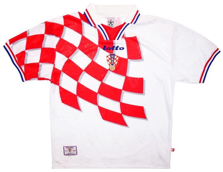 Balls Classic Football Kits Croatia Home Delapan Balls Ie