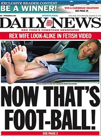 Theme, foot fetish daily news apologise