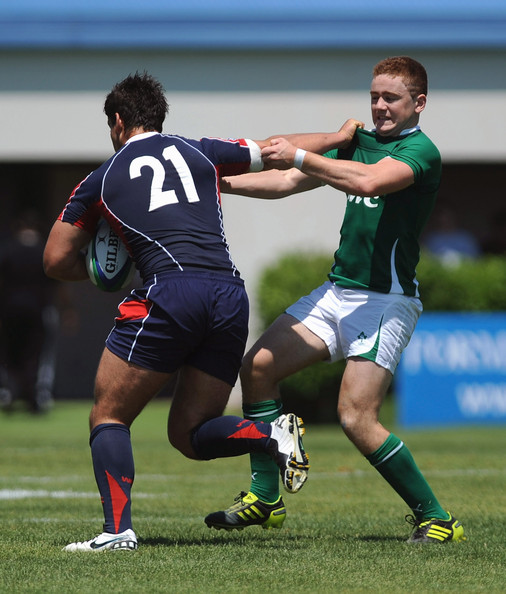 Bloody Hell: Paddy Jackson To Start Against Scotland