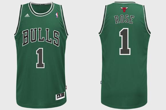 Chicago Bulls Boston Celtics Help The NBA Celebrate St Patricks Day ... 204790c4f