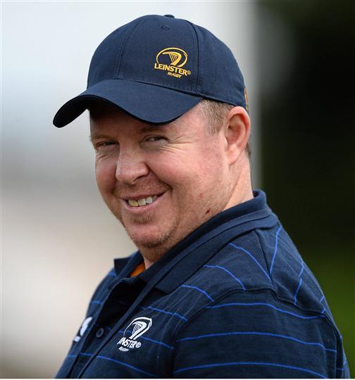 Matt O'Connor Leinster coach