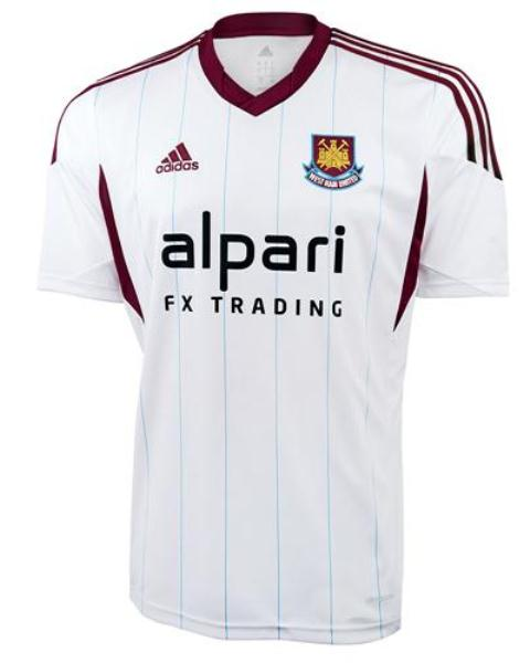 Ranking The Premier League Away Shirts For 2013 14  473ff4351