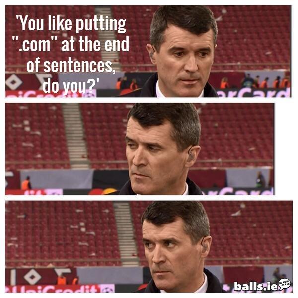 Roy Keane meme 2