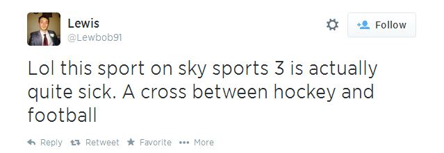 The British Twitter Reaction To Hurling On Sky Sports | Balls ie