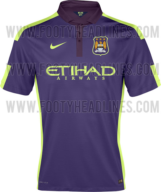 54a1b280e29 The New Man City Third Kit Is A Bit Of A Monstrosity | Balls.ie