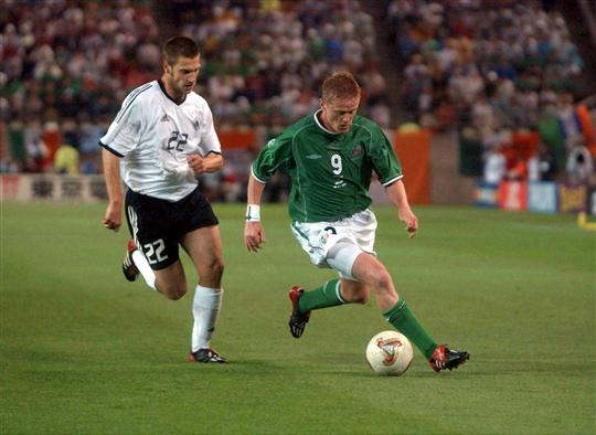 The History Of The Rivalry Between Ireland And Germany Balls Ie