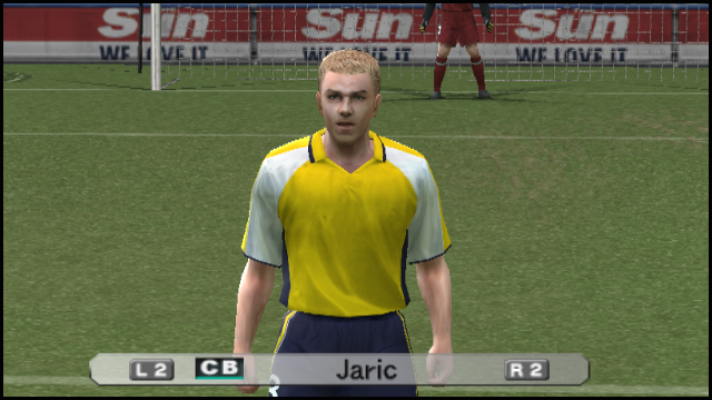 The Default Pro Evo Master League Players - Where Are They Now