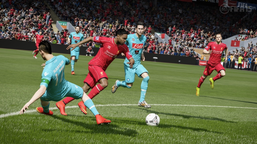 10 Pro Tips To Instantly Improve Your FIFA 15 Game | Balls ie