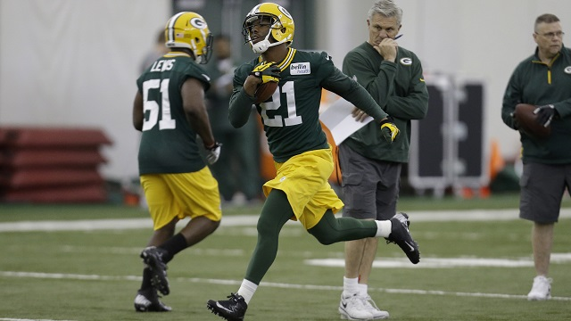 Green Bay Packers Rookie Minicamp