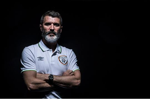 The Gift Grub Roy Keane Book Leak Sketch Is Finally Here