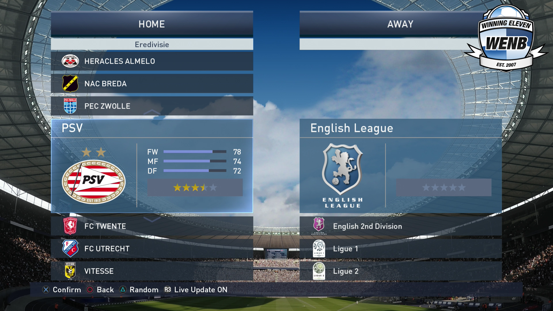 5 Things That Have Us Excited For Pro Evolution Soccer 2015