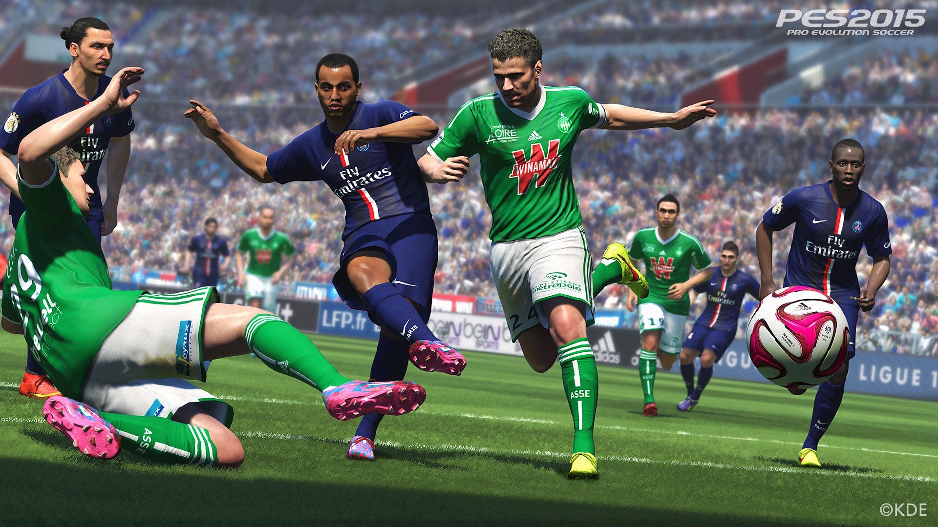 REVIEW: Pro Evolution Soccer 2015 - The Return Of The King? | Balls ie