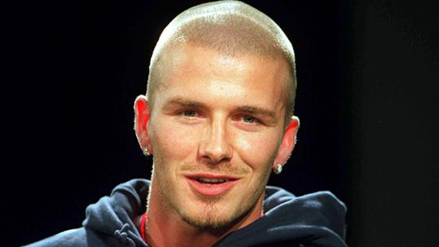 Sir Alex Ferguson Once Forced David Beckham To Shave Off His - Beckham hairstyle ferguson