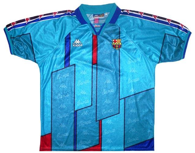Barcelona 95 Retro Away Shirt