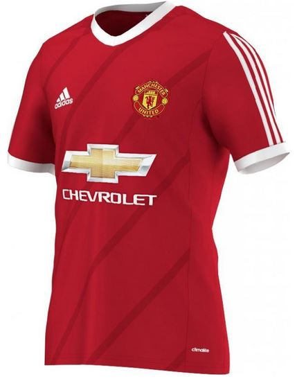 new man united jersey