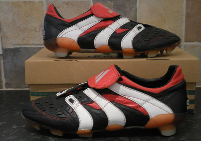 Adidas Predator Accelerator. best football boots ever