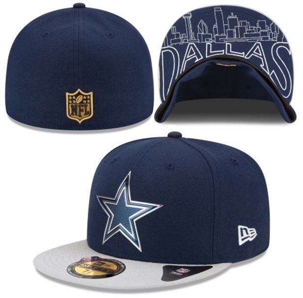 Power Ranking All 32 Draft Hats For The 2015 NFL Draft  16d5663f409