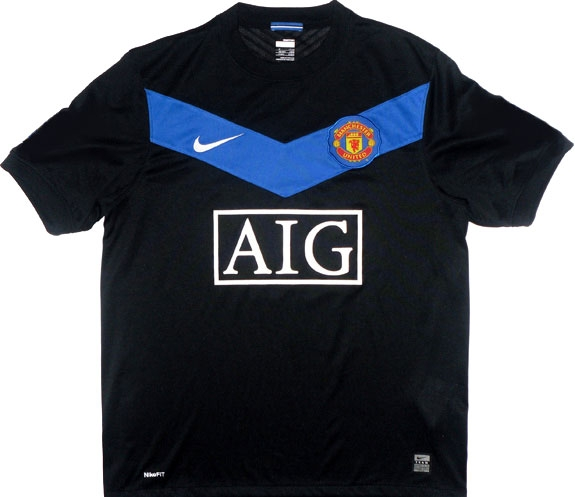 Manchester United Are Back In Black As Classy New Third Kit Is Leaked Online Balls Ie