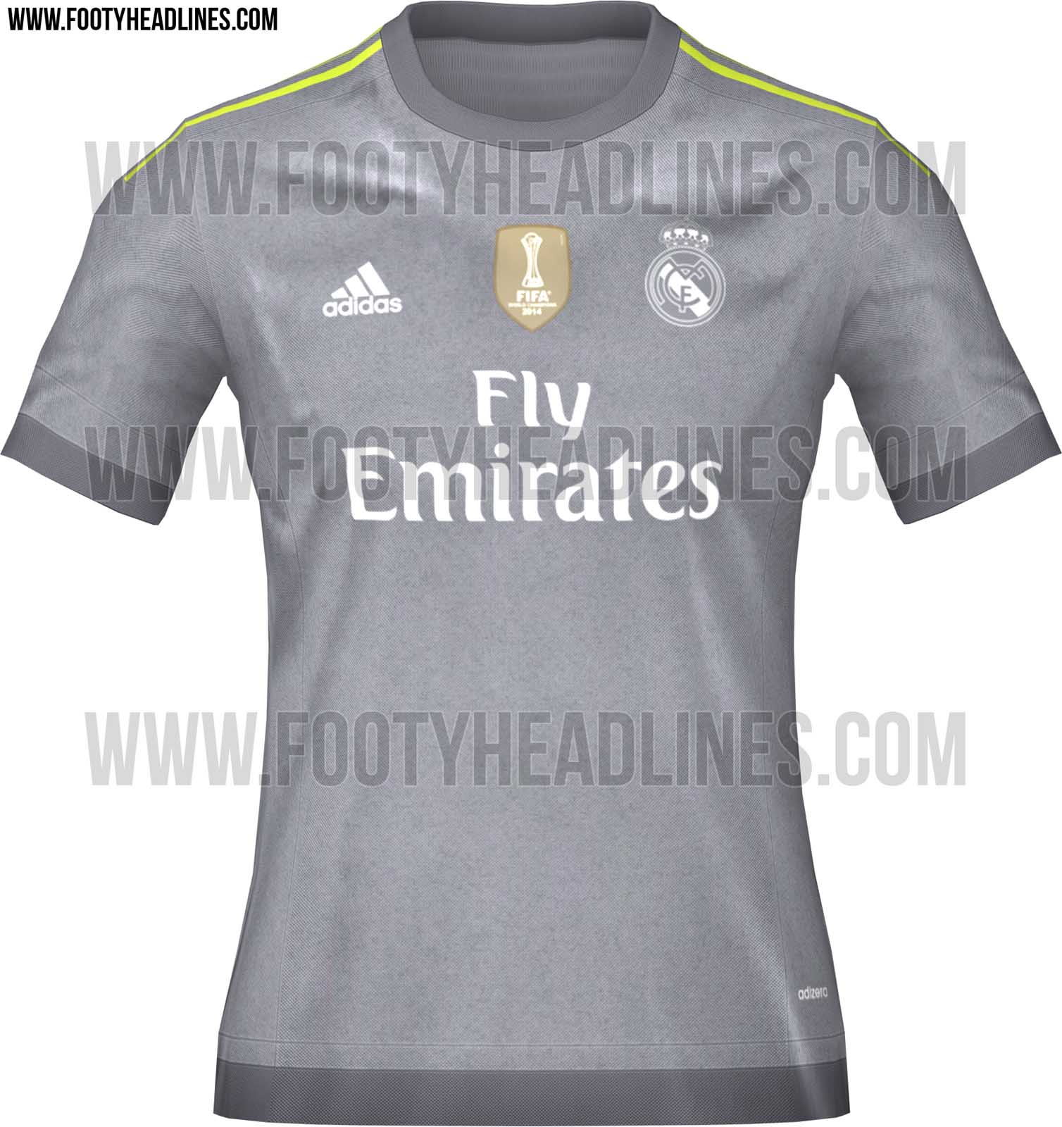89eaacbee6b The New Real Madrid Jerseys For Next Season Are Here And They re ...