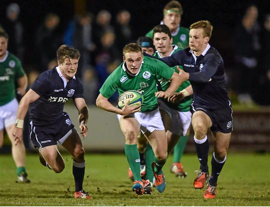 ireland u20 world cup breakdown