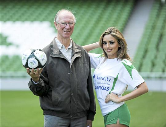 jack charlton birthday