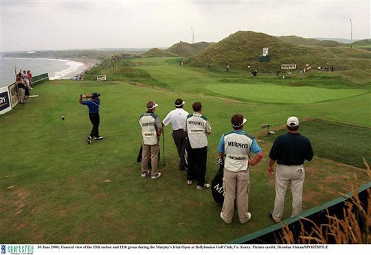 23++ Ballybunion golf club world ranking information