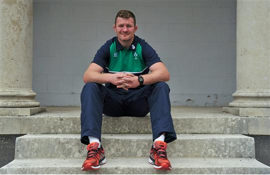 ireland rugby world cup squad forwards