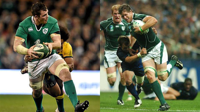 best ireland rwc team