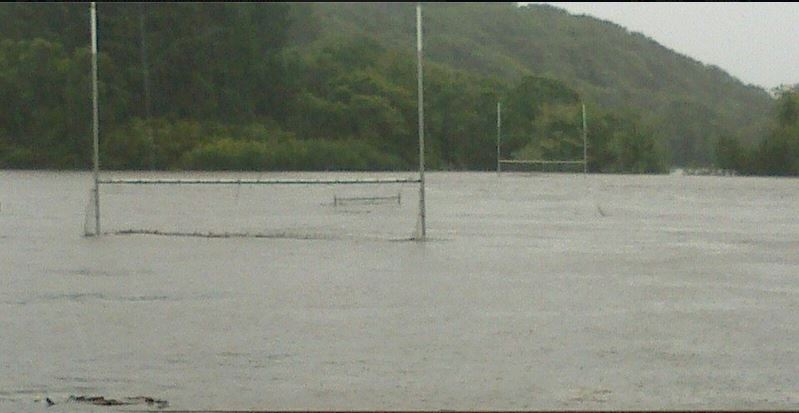 Image result for gaa pitch flooded