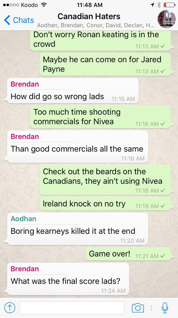 Ireland Am Whatsapp Number