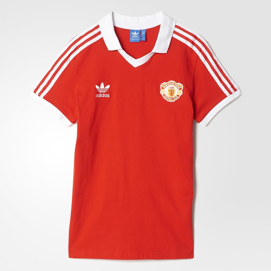 4d3f739cf05 Pics  Adidas Have Announced A Stunning Line Of Retro Man United Gear ...