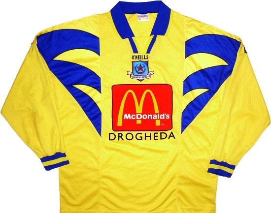 b5f56532ea1 10 League Of Ireland Jerseys That Showcase The Beautiful Madness Of ...