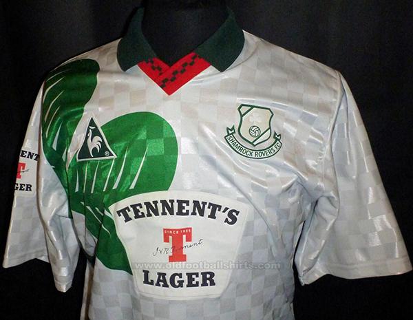 league of ireland retro jerseys
