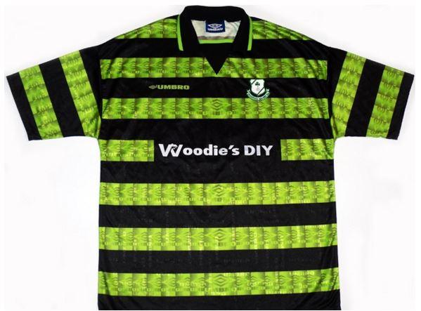 retro league of ireland jerseys