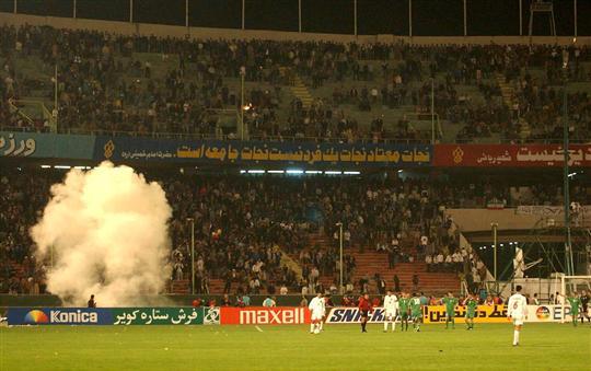 Iran Ireland
