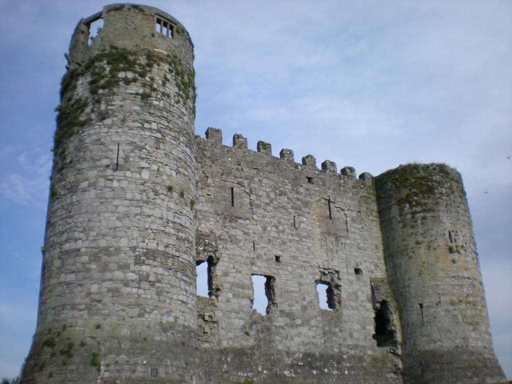 Carlow Castle front