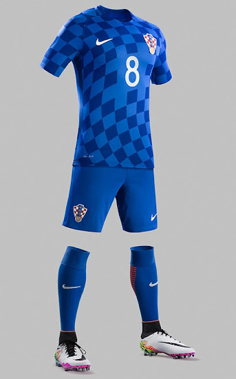 lowest price d0dc2 b36bb Croatia Knock It Out Of The Park Once Again With Iconic ...