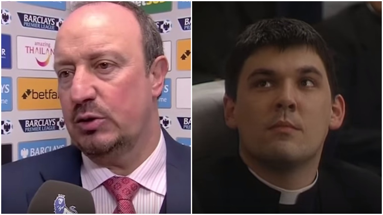 If Premier League Managers Were   Priests In Father Ted