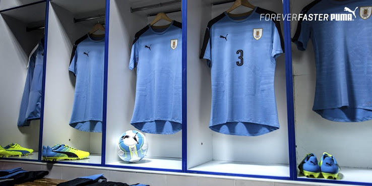 6b95b25881f Uruguay Always Have Gorgeous Jerseys, But Their New Home And Away ...