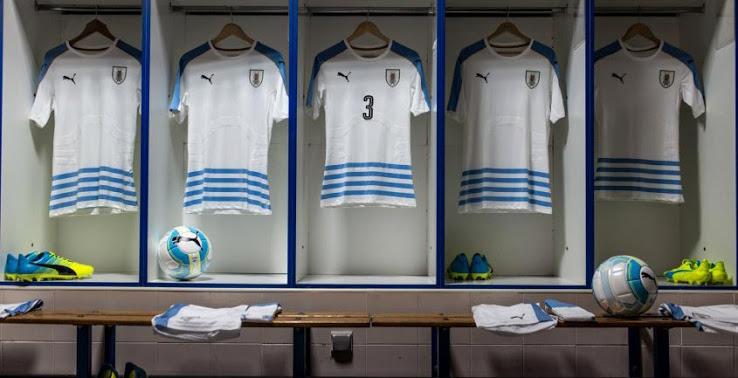 uruguay jersey