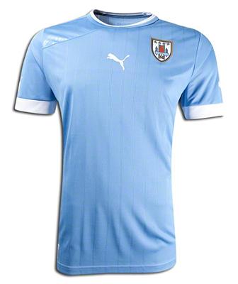 Uruguay-2012-13-Home-Jersey-Soccer-Shirt-Soccer-Jersey-Uruguay-Home