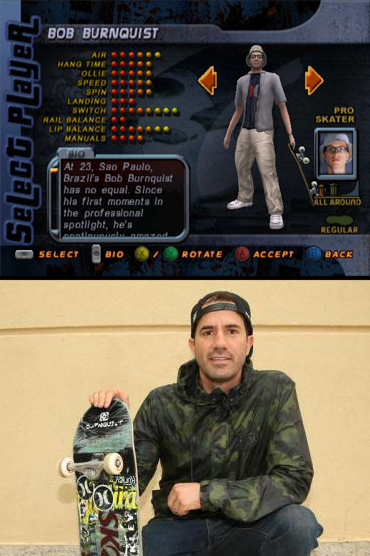 Heres What The 10 Most Popular Skaters From The Tony Hawk Games
