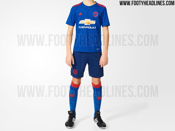 b88e3409a Man Utd s New Away Jersey Looks Like A Rejected Jack And Jones T ...