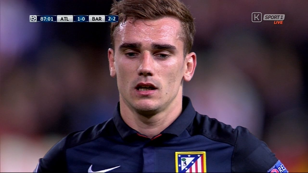 After bale 39 s recent comments here 39 s who makes our - Antoine griezmann ...