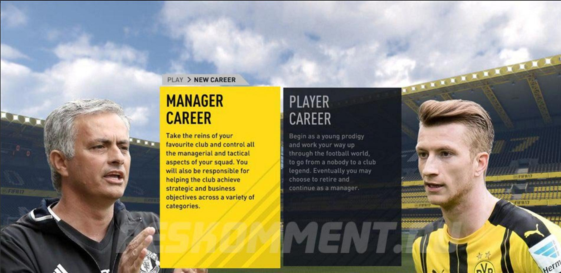 fifa 17 player career mode how to get transferred