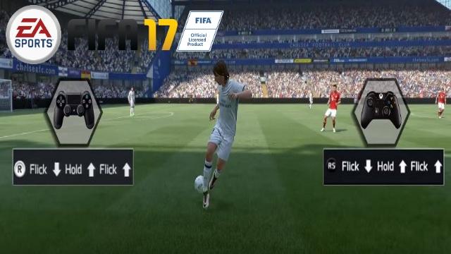 Fifa 17 skill