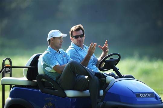 What does the Ryder Cup Captain do?