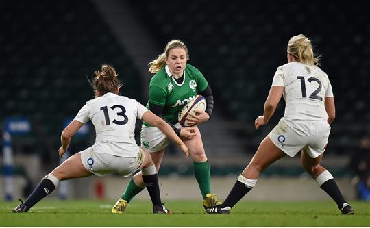 Ireland Womens Rugby v England