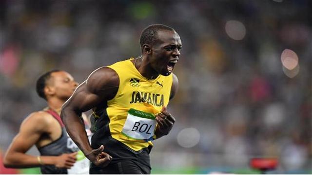 Usain Bolt documentary